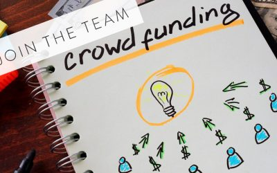 Join the crowdfunding team